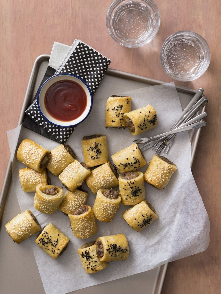 Sausage rolls | Thermomix | Good food, gluten free
