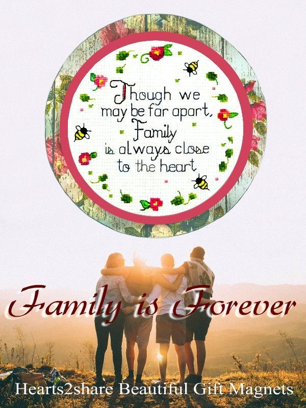 Gifts for Family large magnets Thoughtful moving away t