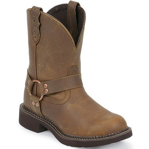 Women's Gypsy Motorcycle Justin Boots from Bootbay, Internet's Best  Selection of Work, Outdoor, Western Boots and Shoes.