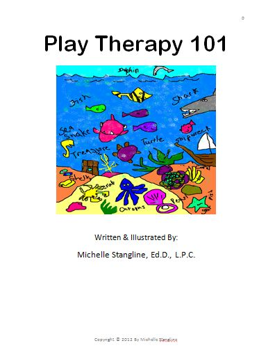 See What Play Therapist Graduate Students Learn in Class | Actual Play Therapy Class Syllabus | From the Play Therapy Experts at Creative Counseling 101.com