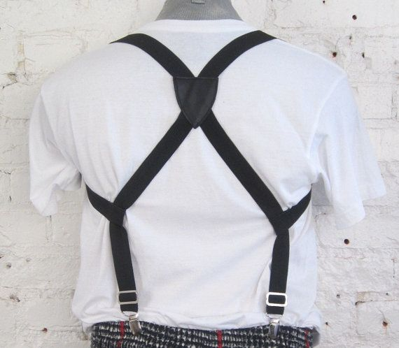 ROJAS holster suspender..strap holsters by rojasclothing on Etsy