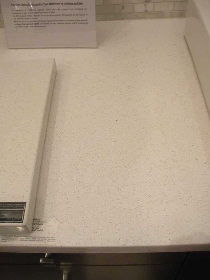 Silestone Blanco Maple counters