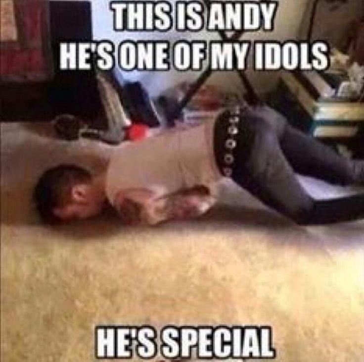 He is one of my idols too