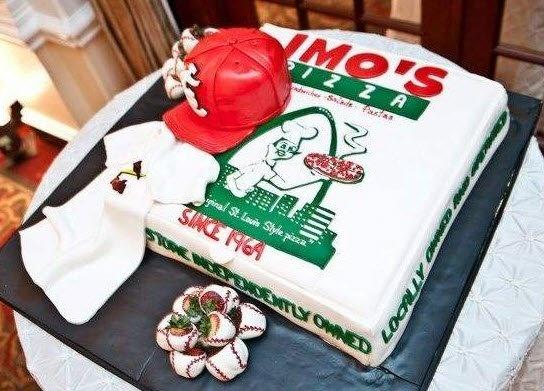 st louis groom 39 s cake wedding pinterest