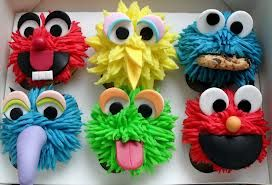 Grappige Cupcakes