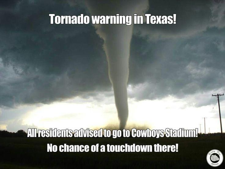 Washington Redskins > Dallas Cowboys humor