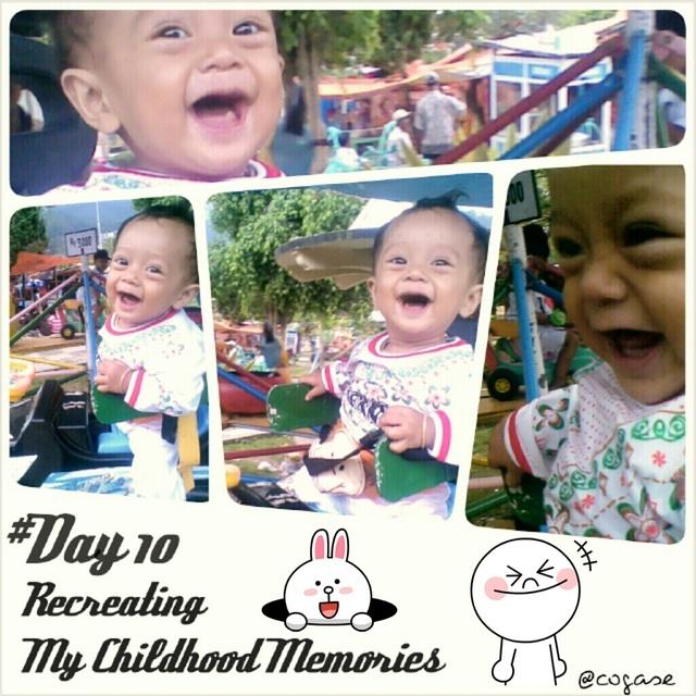 #30DaysChallenge Day 10: Recreating My Childhood Memories by @Yoshie Ikebe Adi