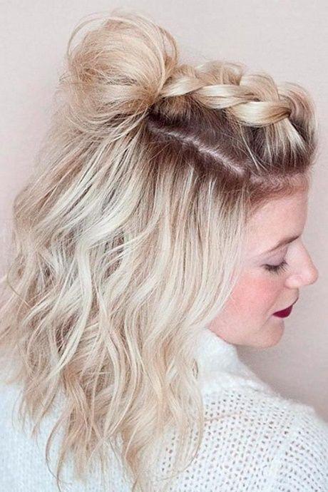 Süße Frisuren Von 2018 Prom Hairstyles For Short