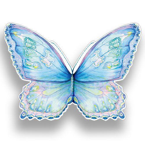 Butterfly Greeting Card  AL69 - Buy Online $3.60