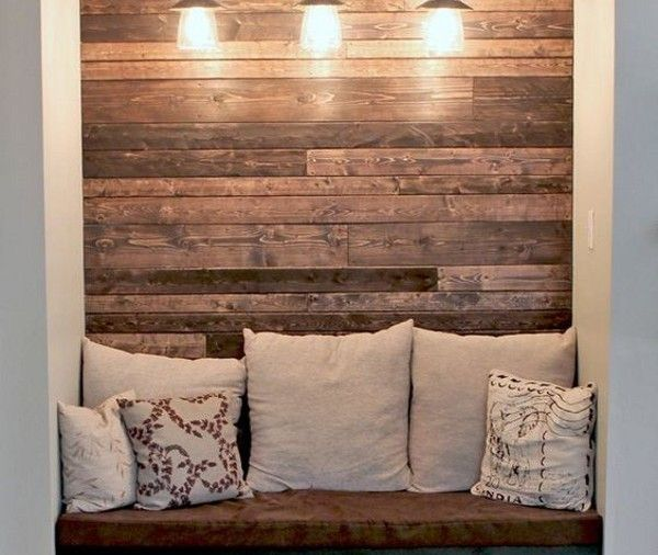 Inject Warmth Into Your Home With Reclaimed Wood Wall: 82 Best Images About ...reclaimed Wood On Pinterest