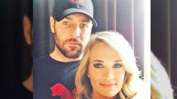 In Just 4 Words, Carrie Underwood's Husband Addresses Divorce Rumors