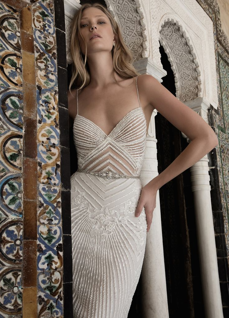 Alon Livné wedding dresses have arrived in London at Les Trois Soeurs Bridal - find out about the exciting trunk show to celebrate this gorgeous collection.