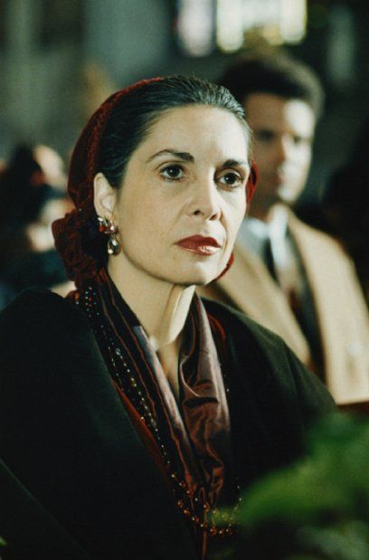 Talia Shire as Connie Corleone