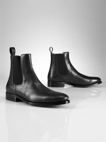Ralph Lauren, Belgrade Boots
