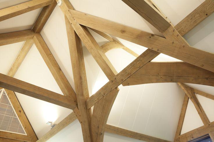 Green Oak Frame Aldenham School