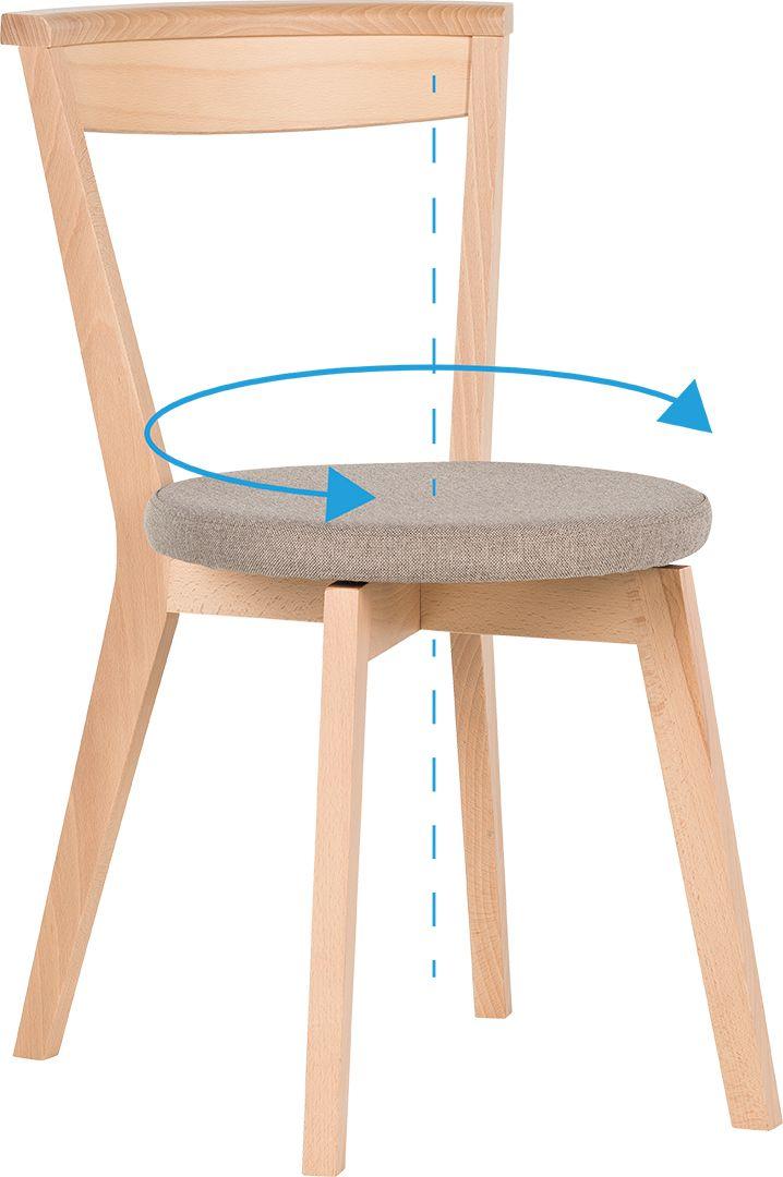 Krzesło Closer - 4 You - Typy mebli - Meble Vox #vox #wystrój #wnętrze #aranżacja #urządzanie #inspiracje #projektowanie #projekt #remont #pomysły #pomysł #design #room #home #meble #pokój #pokoj #dom #mieszkanie #jasne #oryginalne #kreatywne #nowoczesne #proste #wypoczynek #HomeDecor #fruniture #design #interior #naturalne