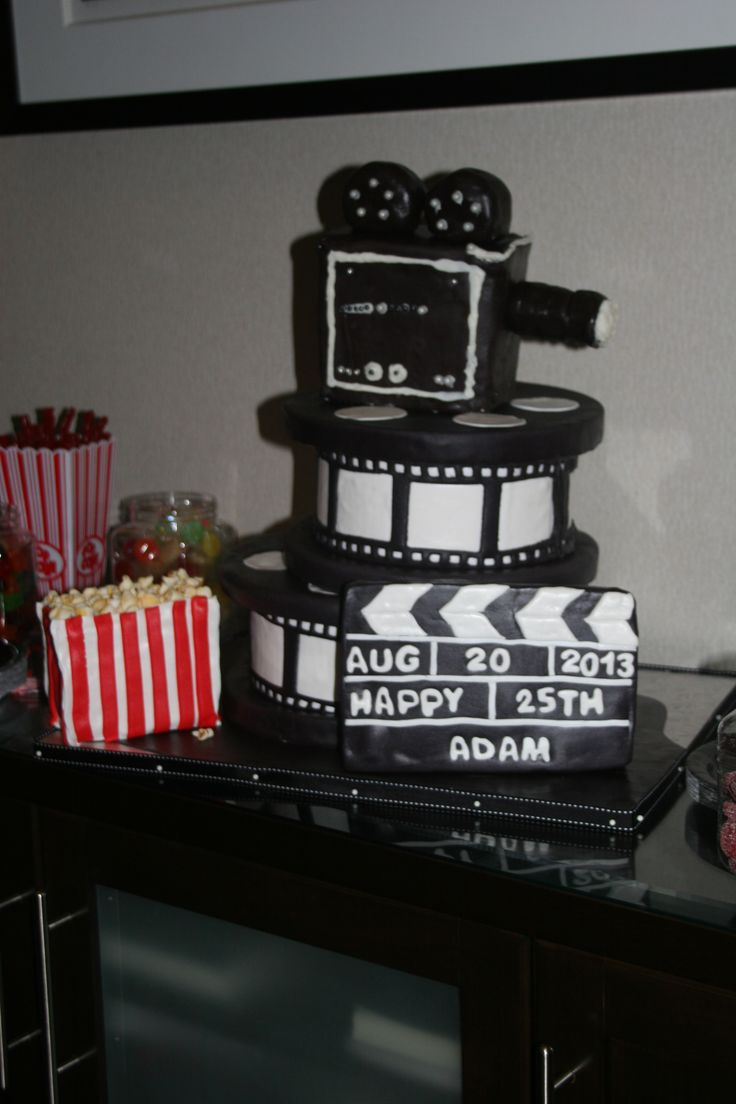Adams Birthday cake