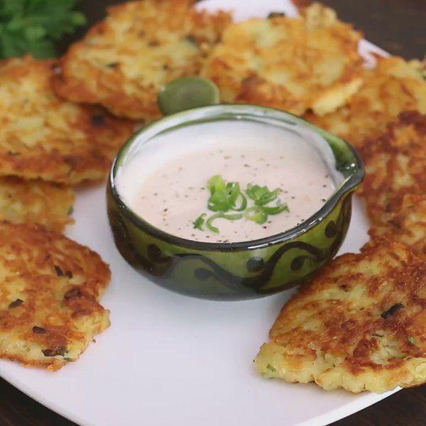 "DIY Foods  on Twitter: ""Cheese Potato Pancakes https://t.co/LOTbdb6ECY"""