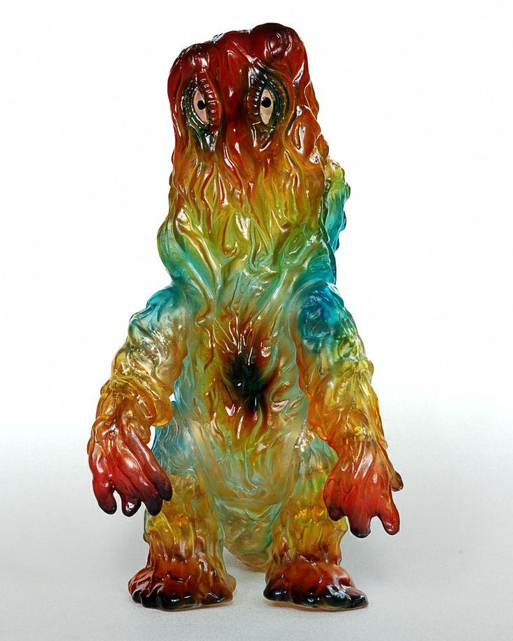 Hedorah Paul Kaiju Custom