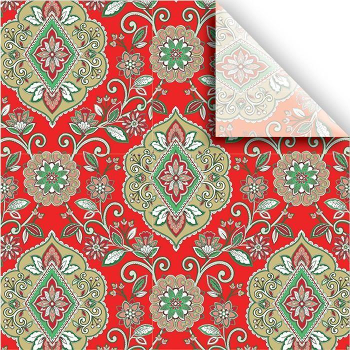 """240 sheets AQUA FUN FLORAL Tissue Paper 20x30/"""""""