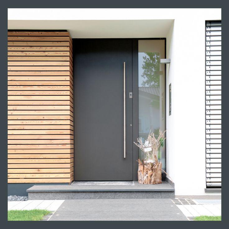 Fassade modern einfamilienhaus  Die besten 10+ Fassade holz Ideen auf Pinterest | Fensterläden ...