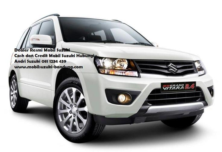 Paket Kredit New Grand Vitara Bandung, Harga, Promo, Dealer Resmi, Cicilan ringan, Otr Terbaru 2016, area Subang, Sumedang, Garut. info 0811234439