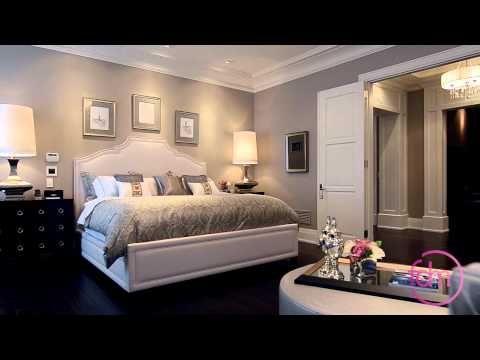 Khloe Kardashian Bedroom Design