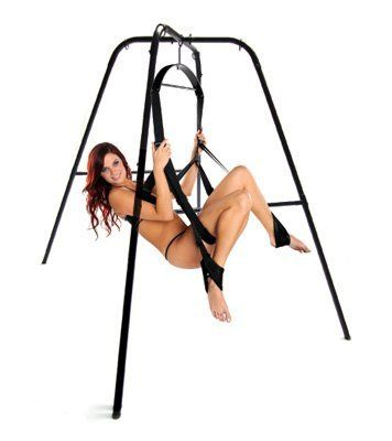 How to use sex swing