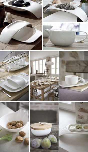 Dinnerware Depot - Dinnerware Sets, Fine China, Dishes, Tableware and Free Shipping! - Villeroy & Boch Urban Nature Dinnerware - BONUS SAVINGS