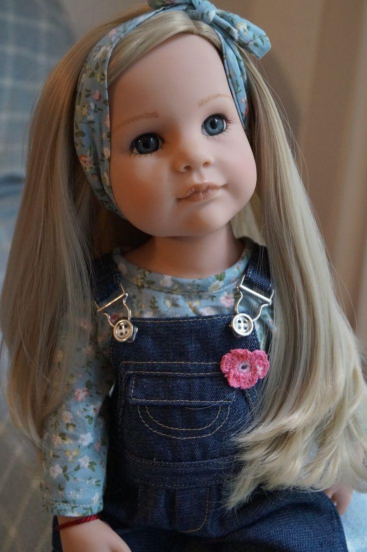 Hannah, Gotz Doll.