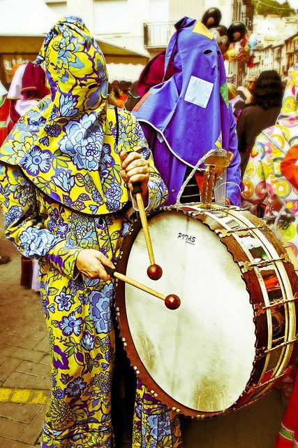 Tamborada, Moratalla by Señor L - senorl.blogspot.com.es, via Flickr