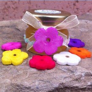 Va aducem curcubeul in minunatele marturii de nunta/botez borcanase cu miere #accesoriinunta #accesoriibotez #marturiidulci