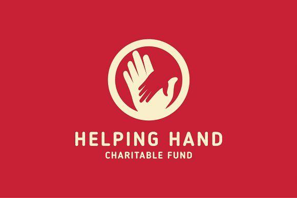 Helping Hand logo @creativework247