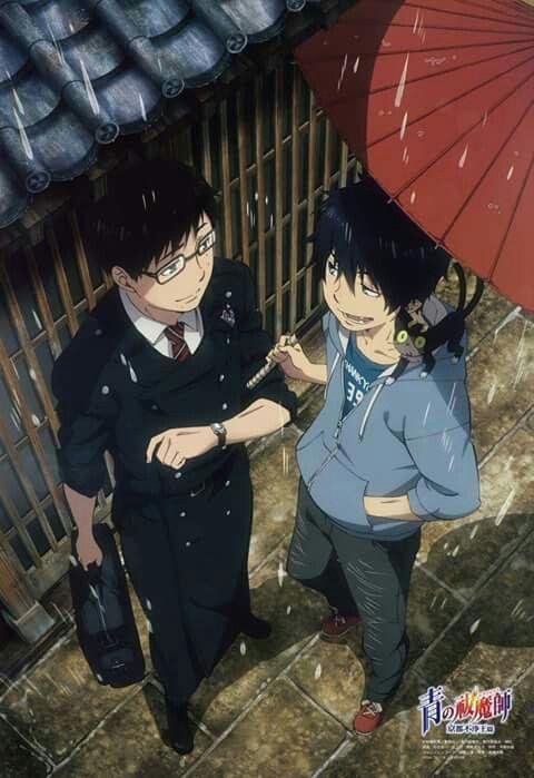 Rin, Yukio, Kuro