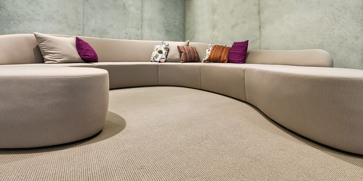 Roma colour Sandstone #wool #carpet order a free sample http://naturalelementsflooring.co.uk/collections/roma/