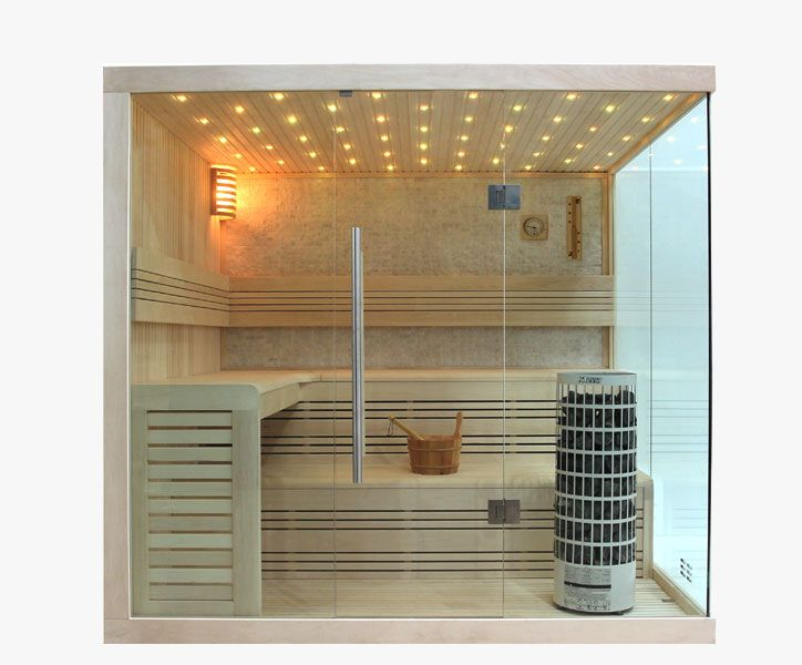 29 best images about sauna on pinterest thermal baths salud and haus. Black Bedroom Furniture Sets. Home Design Ideas