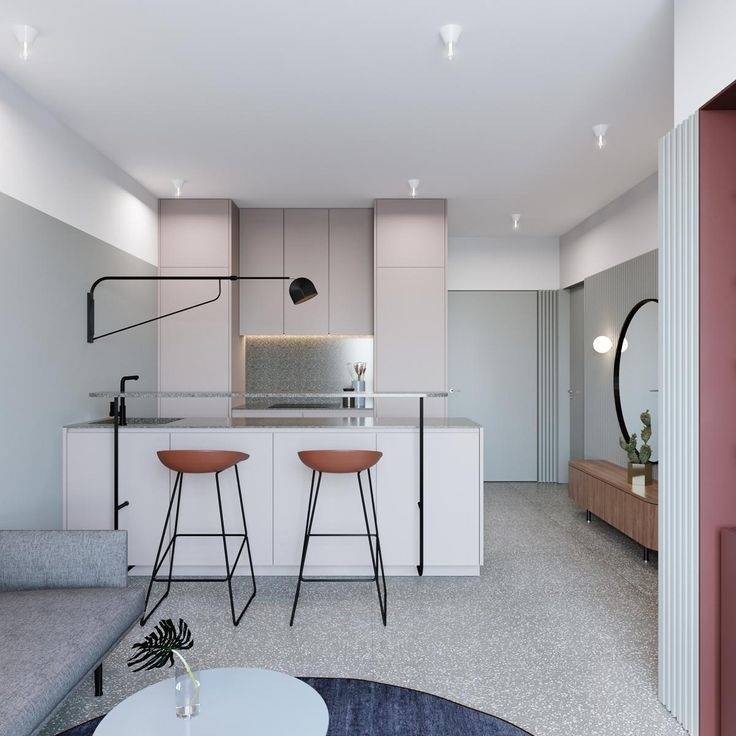 Small & Stylish: Four Homes Under 50 Square Meters