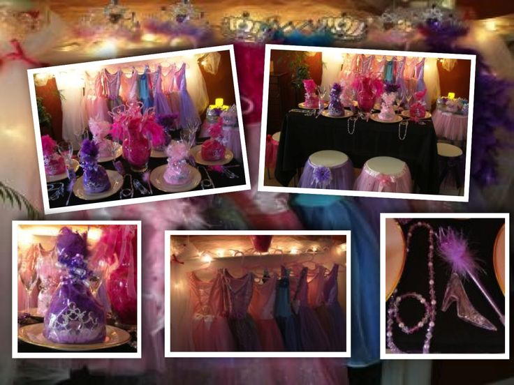 Mobili glamour ~ Best glamour princess birthday party ideas from my princess