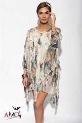 Mercedes Printed Tunic