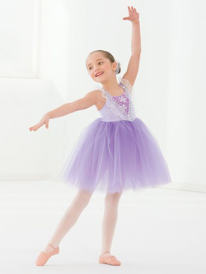 Hey Pretty Girl - Style 596 | Revolution Dancewear Children's Dance Recital Costume