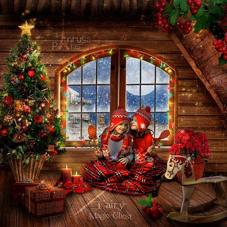 Рождество картинки зак