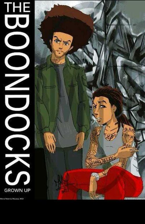 The reaffirmed stereotypes in the boondocks