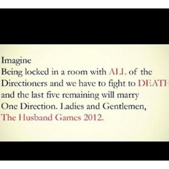 Hahahaha, The Husband Games<3Direction Imagine, The Hunger Games, Husband Games 3, Games Lol,  Slipstick