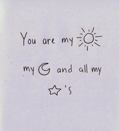 """You are my sun, my moon and all my stars.""  #GOT #Quotes pinterest.com/sahstarr"