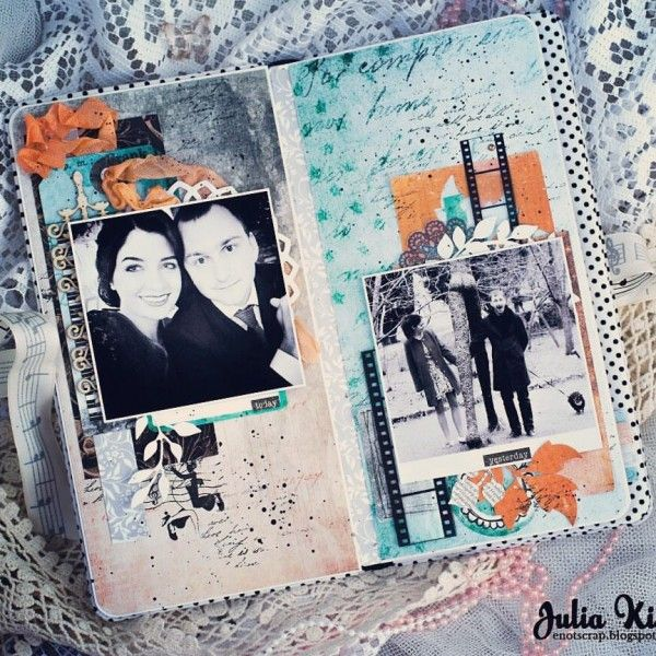 Album by Julia Kissel