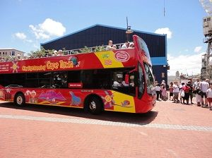 The Hop-on-Hop-off busses in Cape Town and other things to do in Cape Town