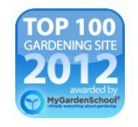 ++ INDEX - - WORLD'S TOP 100 GARDENING WEBSITES