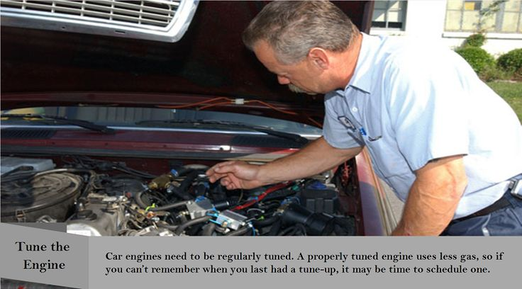 Tune-Ups An improperly tuned engine will cause loss of power, increase in emissions and a decrease in fuel economy, up to 50%! Having the state of tune inspected regularly and following your Factory Maintenance Requirements will keep you on the road more and away from the costly gas pumps. #allseasontires