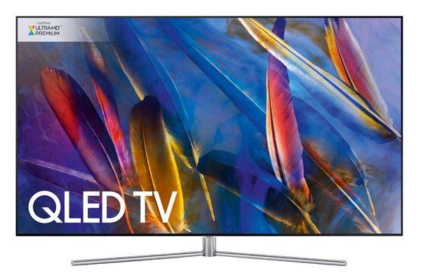 "Samsung QE55Q7FAMTXXU 55"" 4K LED Television #Samsung  #LED #Television #SmartTV #QLED"