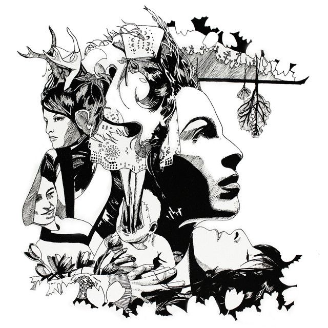 """Murder Of Birds (Undressed)"" by Jesca Hoop Guy Garvey was added to my Discover Playlists playlist on Spotify"